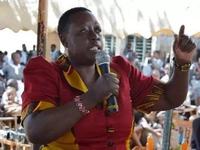 Ruth Odinga matatani kwa kutatiza mafunzo ya IEBC