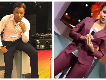 DJ MO sends a heartfelt love letter to his wife Size 8 and everyone is touched