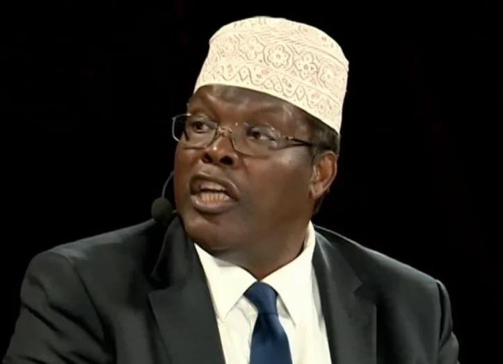 Miguna alitabiri mkutano kati ya Raila na Uhuru