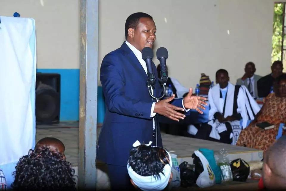 Alfred Mutua atamenyana na William Ruto 2022 au la? Pata uhondo kamili