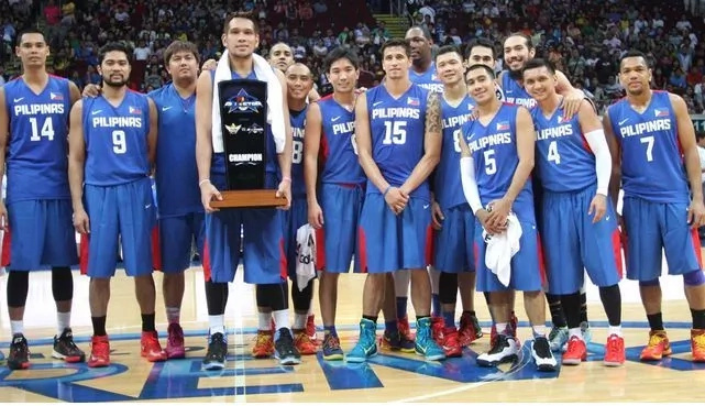 Gilas Pilipinas ranks higher than Germany in latest FIBA World Rankings