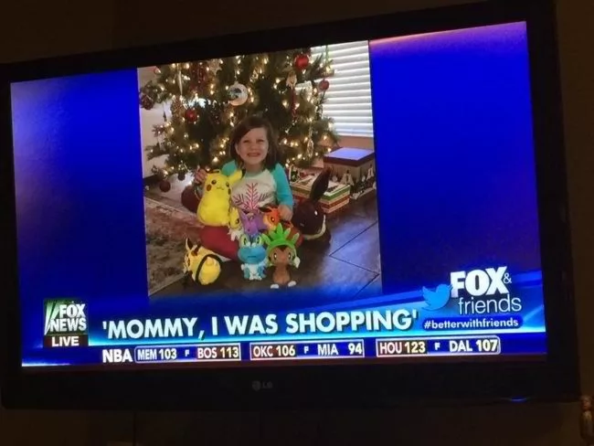 Little girl found a sneaky way to access mom's fingerprint-locked phone. She purchased $200 worth of toys from Amazon - while her mom was fast asleep!
