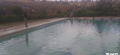 Muranga student mysteriously drowns during a swimming competition