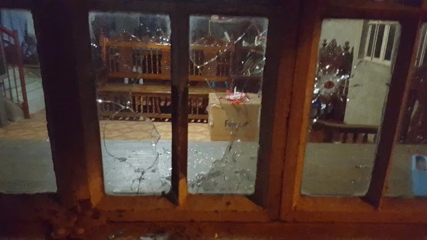Ex-INC member's home attacked by gunmen; was the INC involved?