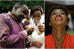 Willis Raburu's BEAUTIFUL wife shuts down haters the best way she knows how