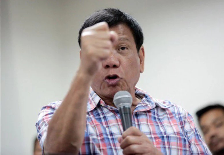 Duterte: Shoot-to-kill criminals