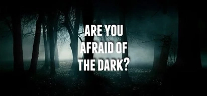 Here's why a lot of adults are still afraid of the dark