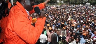 Raila Odinga Supporters Are Allergic To Development, Moses Kuria