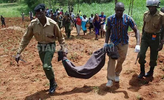 Woman in Kisii throws her baby in a river so as to keep a job