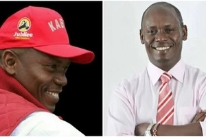 Reprieve for William Kabogo after landing NEW job