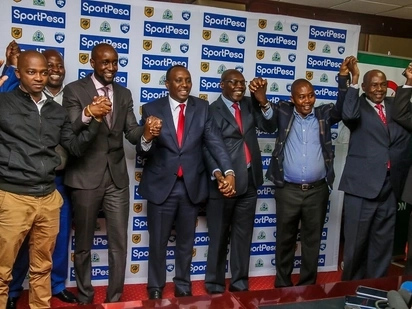 Kenya Premier League gets new title sponsor after signing new Sh682 million deal