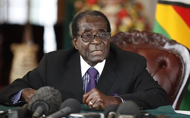 President Mugabe likely to spend exile in South Africa