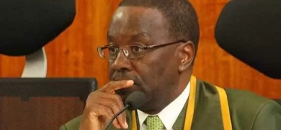 CJ Willy Mutunga publicly declares his wealth, see how much he earns