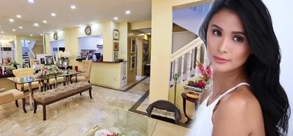 Celebrity Home: Heart Evangelista's elegant townhouse in Q.C. is truly a touch of class and sophistication