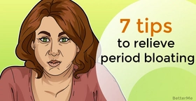 7 tips that can help you relieve period bloating