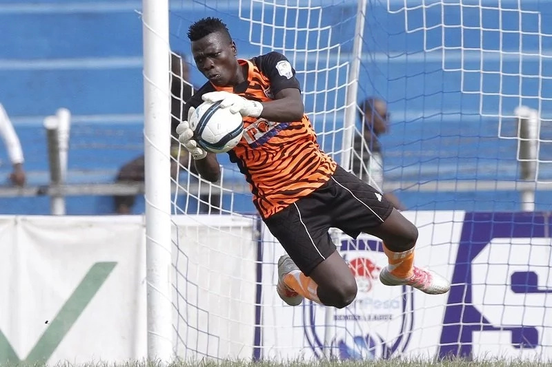 Harambee Stars goalkeeper attracts the interest of European clubs after stellar performance in the Cecafa Senior Challenge