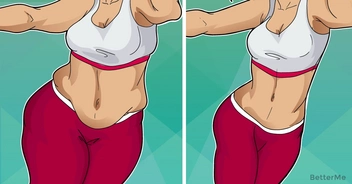 Diet plan can help reduce belly fat