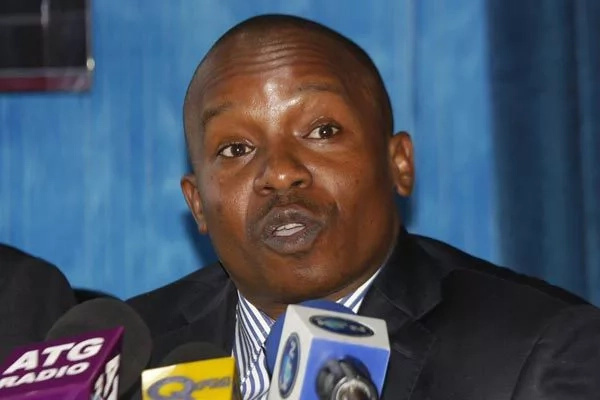 tharaka nithi will not vote raila