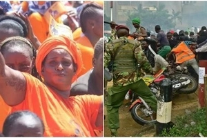 ODM reacts after government bans mass action