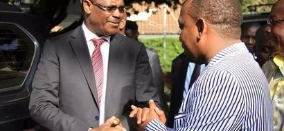 Sonko apewa ADHABU hii kwa kumtusi Evans Kidero