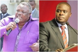 Atwoli pleads with Kenyans to vote for his 'son'
