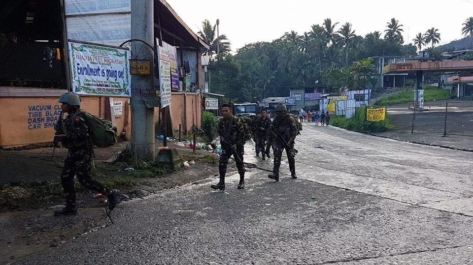 Desirous ISIS Followers-Maute Group Creating Widespread Destruction & Chaos In Marawi City, Mindanao, Philippines.They Have Brutally Killed 21 People.