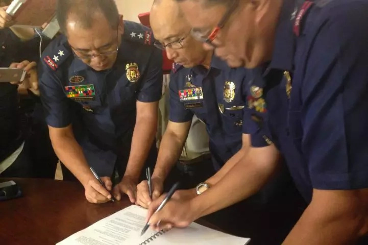 PNP health executives charged with graft