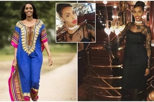 Muslim Miss Universe contestant to become the 1st to wear KAFTAN instead of swimsuit (photos)