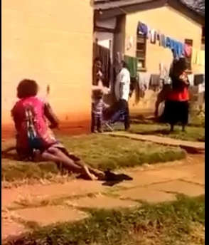 Woman get her husband with a Mpango Wa Kando, beats her to within inches of her life
