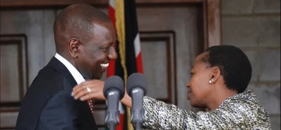DP Ruto's sweet message to his wife will probably rekindle your crush on him!