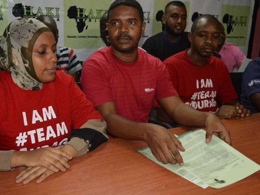 Red Thursday Movement wants Uhuru Kenyatta to resign