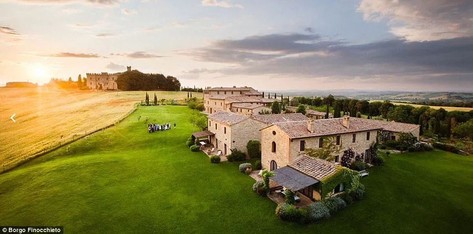 Borgo Finocchieto, the luxurious, $15,000-a-night (Ksh1.5m) refurbished 14th century Tuscan village where the Obamas are vacationing
