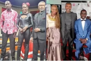 Former Citizen TV Fashion Watch panelist heavily pregnant... and a Sauti Sol crew member is responsible (photo)
