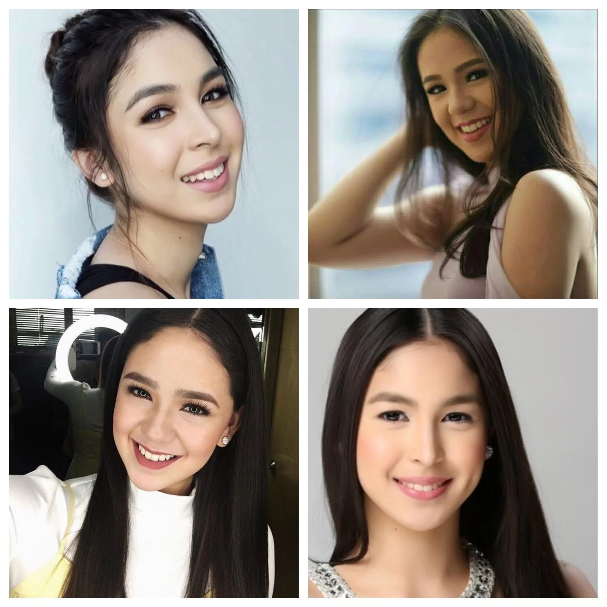 Tracking down pretty young stars of the Kapuso & Kapamilya who have the same age. Top 10!