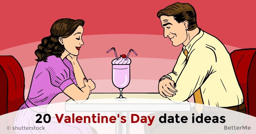 20 Valentine's Day date ideas