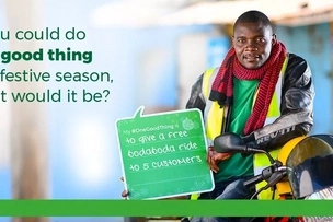 Safaricom is giving back to Kenyans in the spirit of the season