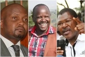 Controversial Jubilee MP Moses Kuria reveals WORRYING details about NASA