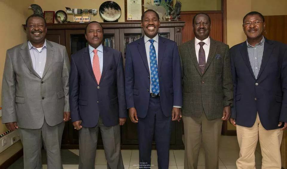 Munya's defection to Nasa not a surprise, Kiraitu says