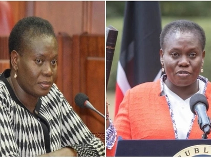 Lands CS Farida Karoney in tricky land case pitting her neighbours as disputes takes new twist