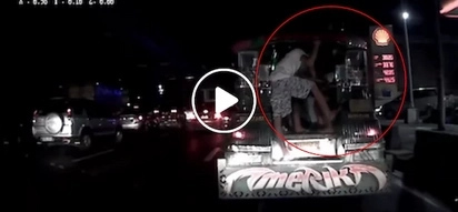 Two seemingly innocent street kids ride the jeepney just to steal from passengers