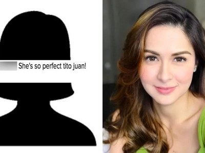 This Kapamilya actress gushed about Marian Rivera and it's the most adorable thing we've seen today