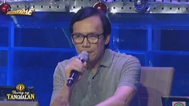 Rey Valera uses 'palpak' to criticize Tawag contestants