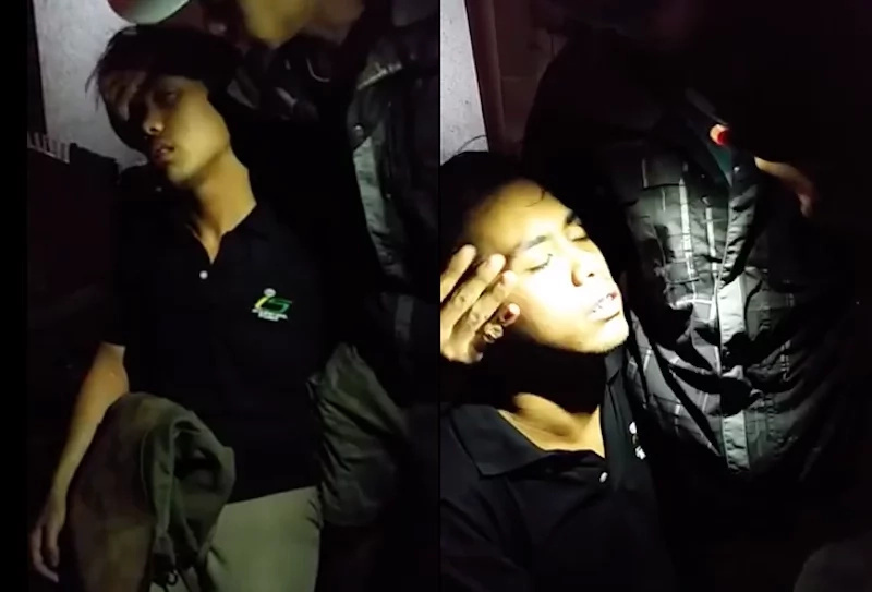 Ingat po kayo! Teenager drugged and left on sidewalk after riding taxi in QC