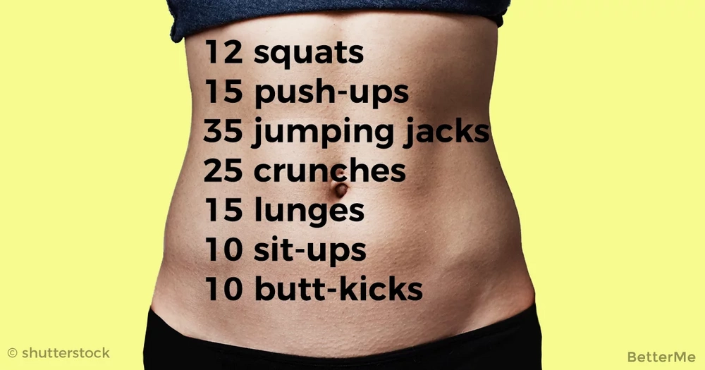 A no-gym workout plan for 10 weeks that can help reduce fat