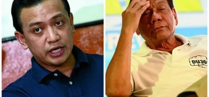 LOOK: Duterte receives challenge, criticism from Trillanes for his 1st SONA
