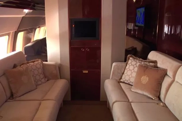 Donald Trump's VIP 757
