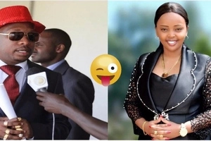 Mike Sonko's birthday message to Lucy Natasha causes leaves tongues wagging