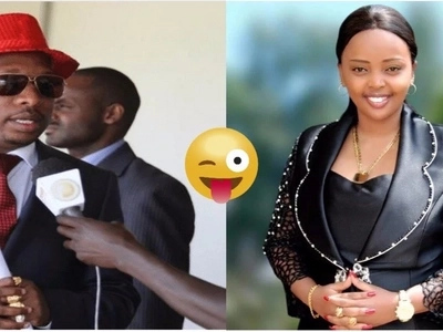 Kenyas prettiest female preacher gets a cute birthday message from Sonko and Kenyans are losing it