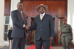 Museveni azungumzia madai kuwa alimsaliti Waziri Amina kwenye uchaguzi wa AU