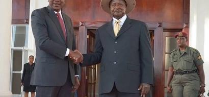 Deal Struck Between Kenya, Uganda For KSh 400 Billion Pipeline